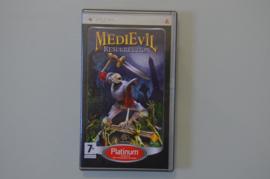 PSP Medievil Resurrection (Platinum)