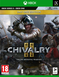 Xbox Chivalry II - Day One Edition (Xbox One/Xbox Series X) [Pre-Order]