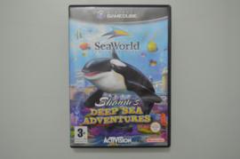 Gamecube SeaWorld Adventure Parks Shamu's Deep Sea Adventures