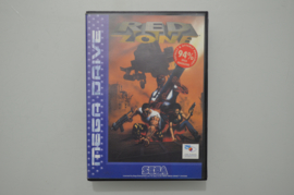Mega Drive Red Zone [Compleet]