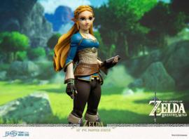 Nintendo Figure The Legend of Zelda Breath of the Wild Princess Zelda Limited Edition - First 4 Figures [Nieuw]
