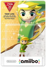 Amiibo Link The Wind Waker (Toon Link)  - The Legend of Zelda Collection [Nieuw]