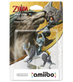 Amiibo Wolf Link & Midna Twilight Princess - The Legend of Zelda Collection [Nieuw]