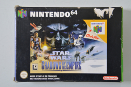 N64 Star Wars Shadows of The Empire  [Compleet]