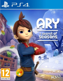 Ps4 Ary And The Secret Of Seasons [Nieuw]