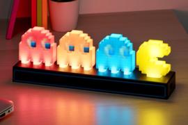 Pac-Man & Ghosts Light - Paladone [Nieuw]