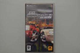 PSP Midnight Club 3 DUB Edition