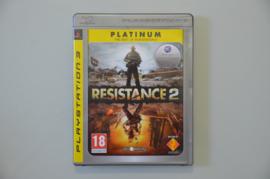 Ps3 Resistance 2 (Platinum)