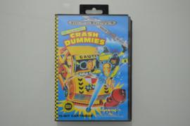 Mega Drive The Incredible Crash Dummies [Compleet]