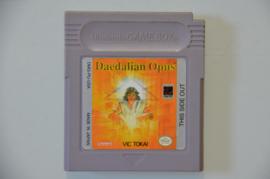 Gameboy Daedalian Opus
