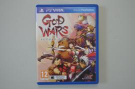 Vita God Wars Future Past