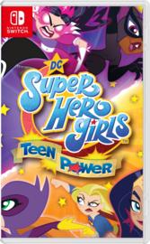 Switch DC Super Hero Girls Teen Power [Nieuw]