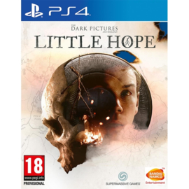 Ps4 The Dark Pictures Anthology Little Hope [Pre-Order]