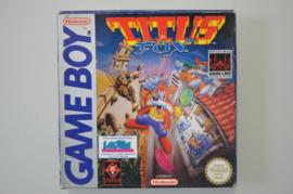 Gameboy Titus Fox [Compleet]