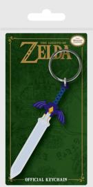 The Legend of Zelda Sleutelhanger Master Sword - Pyramid International [Nieuw]