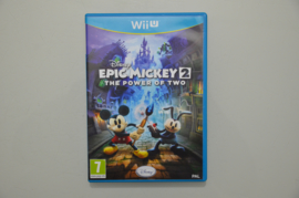 Wii U Disney Epic Mickey 2 The Power Of Two