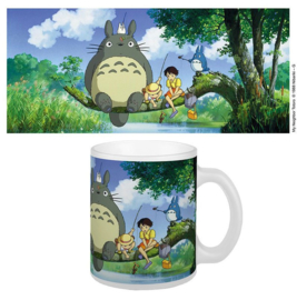 My Neighbor Totoro Mok Fishing Moment - Studio Ghibli [Nieuw]