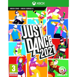 Xbox Series X Just Dance 2021 [Pre-Order]
