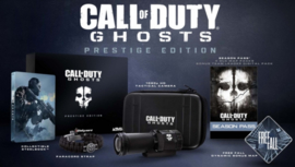 Ps3 Call of Duty Ghosts Prestige Edition [Nieuw]