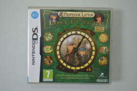 DS Professor Layton and the Lost Future