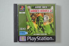 Ps1 Army Men Sarge's Heroes 2
