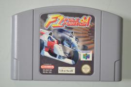N64 F1 Pole Position 64