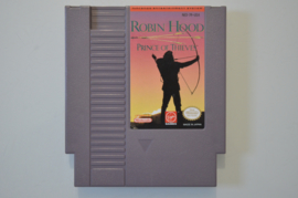NES Robin Hood Prince of Thieves [NTSC]