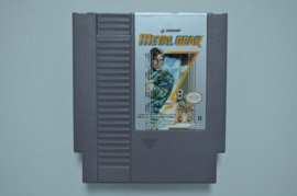 NES Metal Gear
