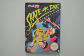 NES Skate or Die [Compleet]