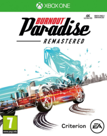 Xbox One Burnout Paradise Remastered [Nieuw]