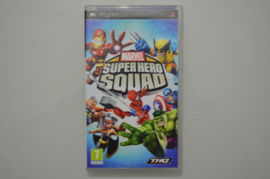 PSP Marvel Super Hero Squad