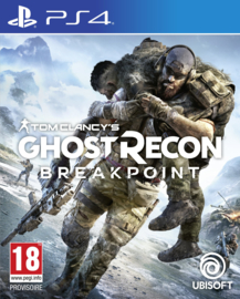 Ps4 Tom Clancy's Ghost Recon Breakpoint Standard Edition [Pre-Order]