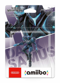 Amiibo Dark Samus Metroid - Super Smash Bros [Nieuw]