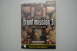Front Mission 3 Official Strategy Guide - Bradygames
