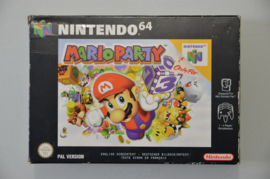 N64 Mario Party [Compleet]
