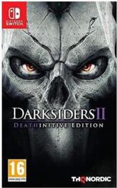 Switch Darksiders 2 Deathinitive Edition [Nieuw]