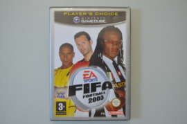 Gamecube FIFA 2003 (Player's Choice)