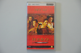 PSP UMD Movie Hero(Jet Li)