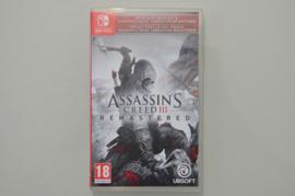 Switch Assassins Creed III Remastered + Assassins Creed Liberation