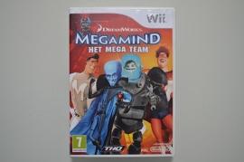 Wii Megamind The Mega Team [Nieuw]