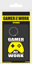 Gamer At Work Sleutelhanger - Pyramid International