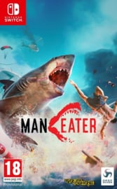 Switch ManEater (Day One Edition) [Pre-Order]