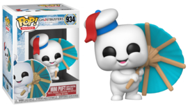 Ghostbusters Afterlife Funko Pop Mini Puft (With Collectable Umbrella) #934 [Pre-Order]