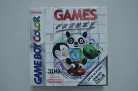 GBC Games Frenzy [Compleet]