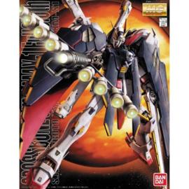 Gundam Model Kit MG 1/100 Crossbone Full Cloth Gundam - Bandai [Nieuw]