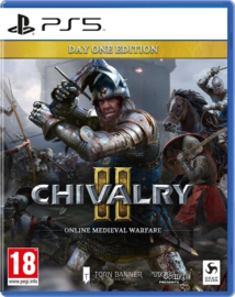 PS5 Chivalry II - Day One Edition [Pre-Order]