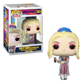 Birds of Prey Funko Pop - Harley Quinn (Black Mask Club) #303 [Pre-Order]