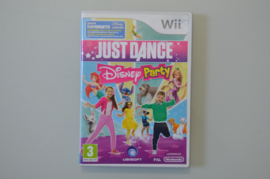 Wii Just Dance Disney Party