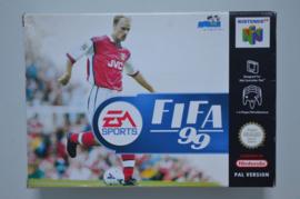 N64 Fifa 99 [Compleet]