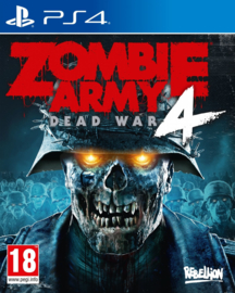 Ps4 Zombie Army 4 [Pre-Order]